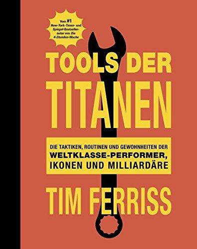 Titel Tools der Titanen