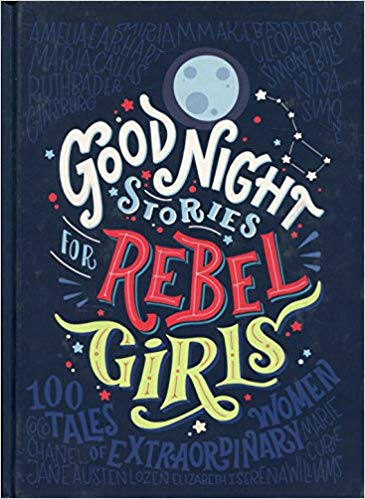 Good Night Stories for Rebel Girls Titel