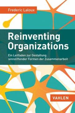 Titel Selbstführung Reinventing Organizations